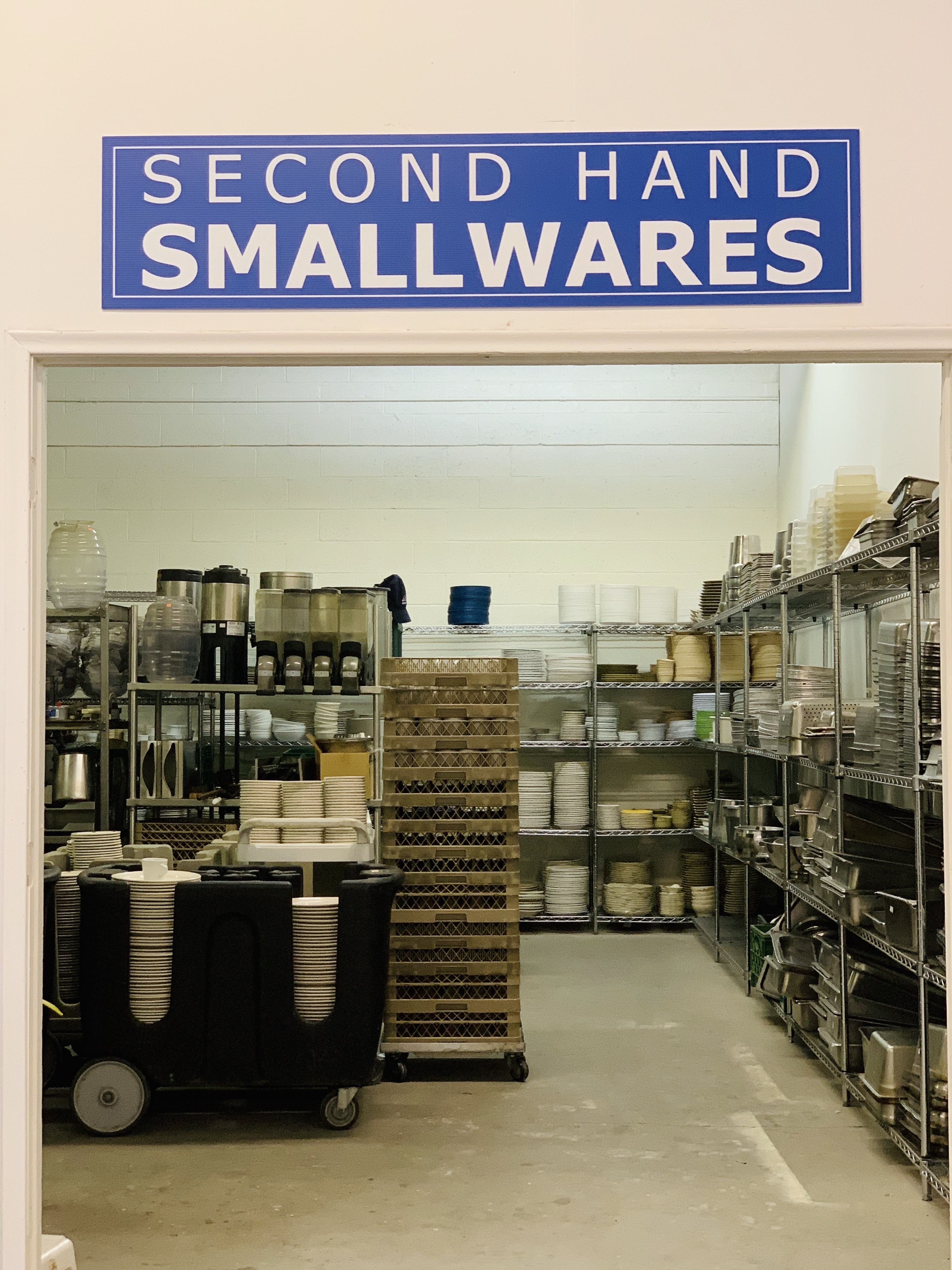 Second Hand Smallwares
