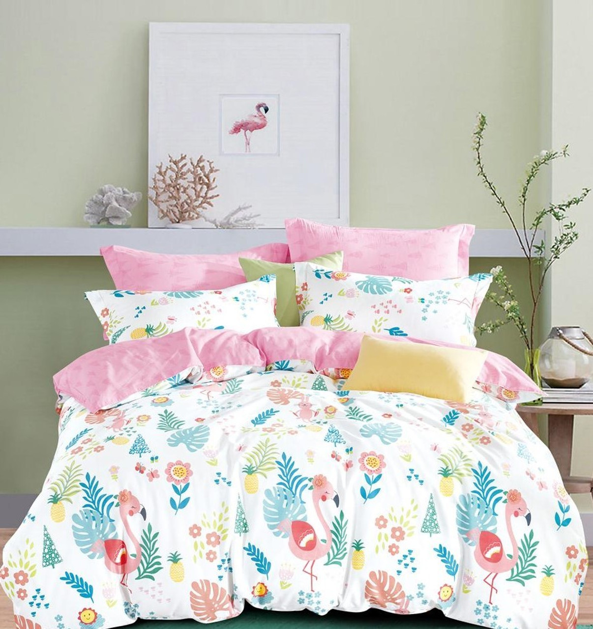 KIds 100% Cotton Printed Quilt Cover Sets