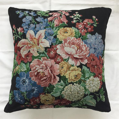 [50%OFF] Tapestry Jacquard Cushion Cover -NL18160
