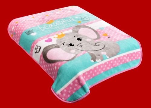 [40%OFF!]Cot Mink Blanket -11104