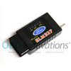 ELM327 Bluetooth OBD2 Scanner Modified HS CAN MS CAN Switch with Microchip PIC18F25K80 for FORScan