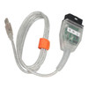 MINI-VCI J2534 OBD2 USB Communication Interface for Toyota Firmware V2.0.4  (Cable Only)