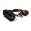 EDC15 ECU to OBD2 Bench Adapter Cable