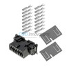Molex OBDII Connector, Panel Mount, 16 Pin J1962F Connector Kit 51115-160