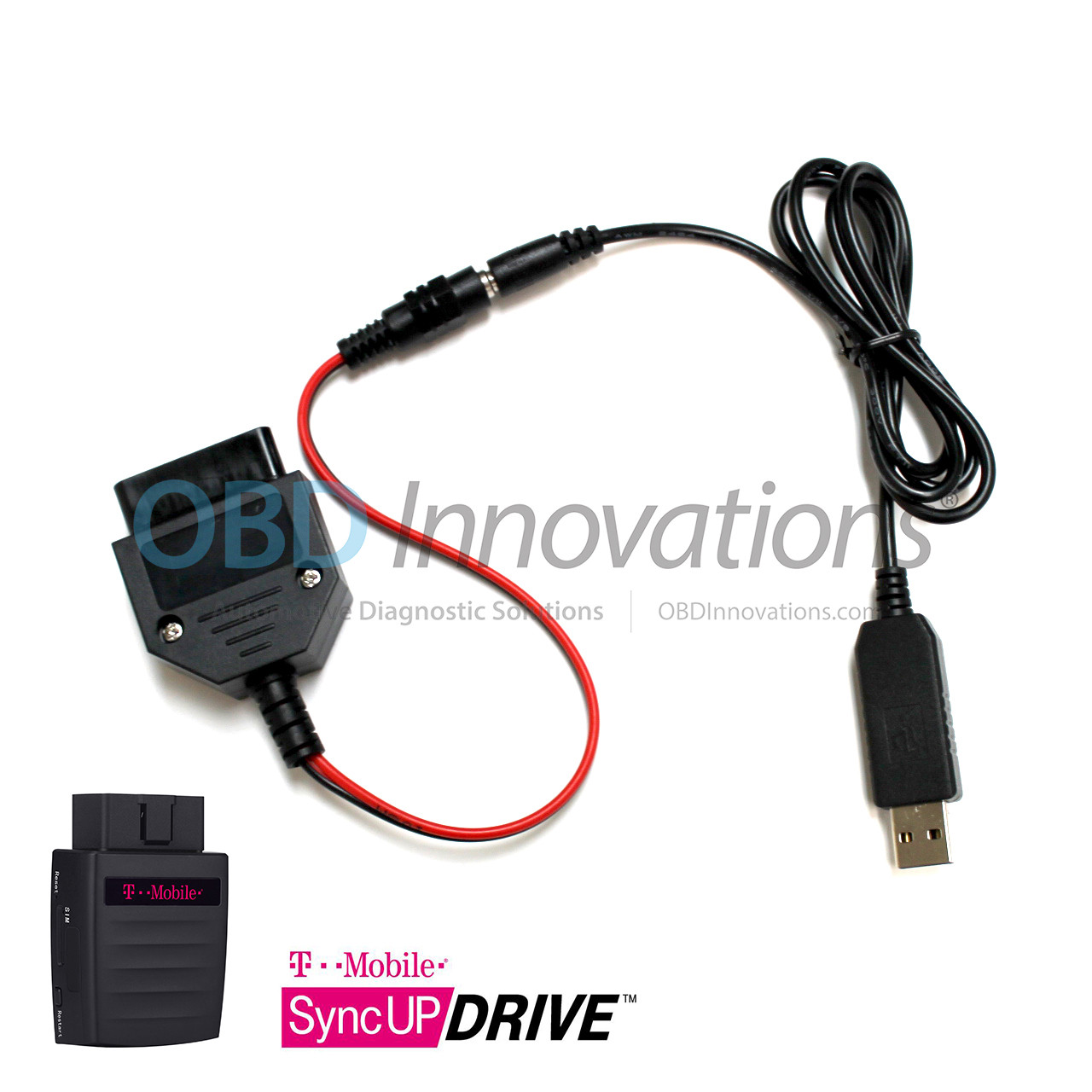 Usb Obd2 Power Adapter For T Mobile Syncup Drive Wifi Hotspot Gm Obd Ii Wiring Diagram Door Locks