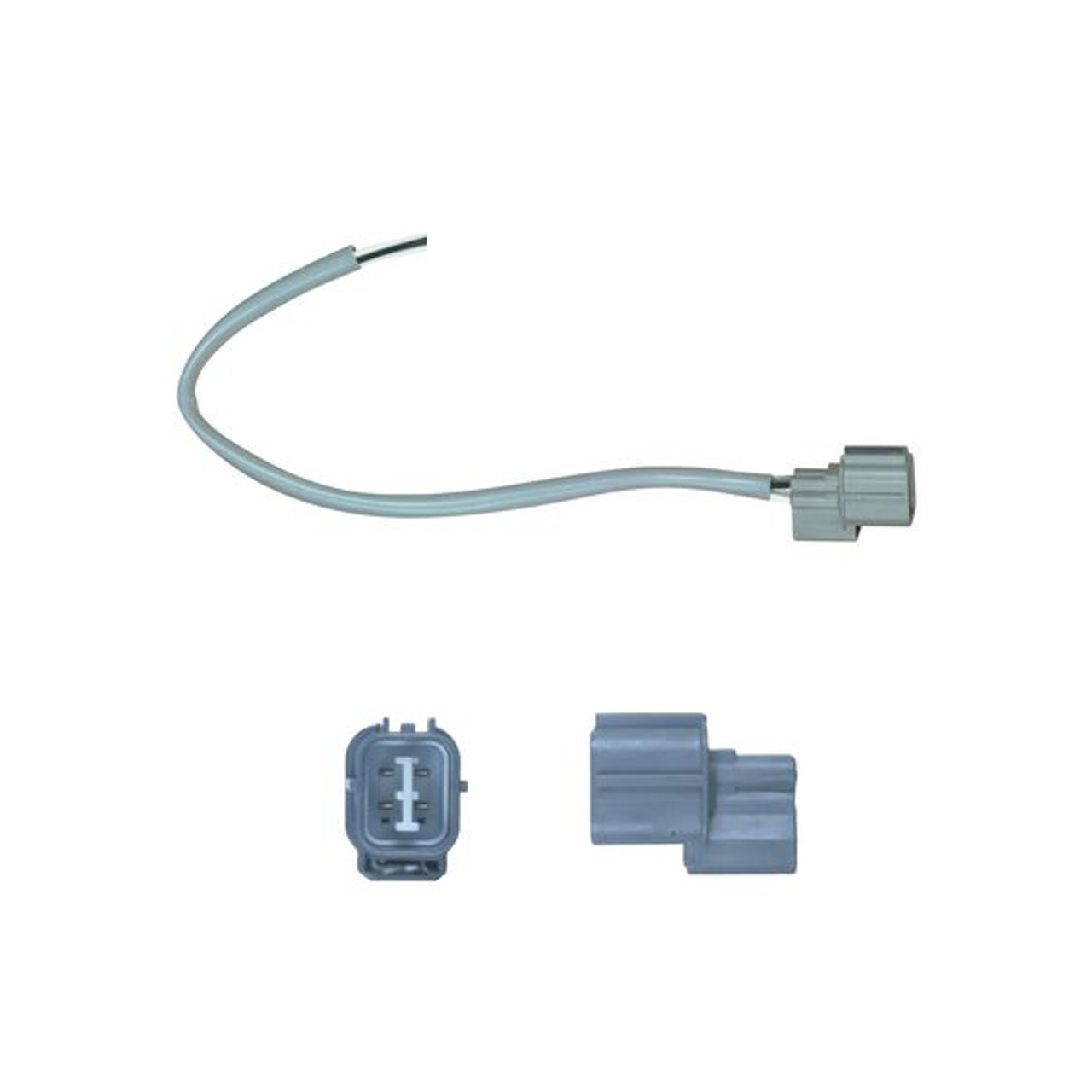 4 Wire O2 Oxygen Sensor Male Connector Pigtail for Honda Civic Integra  Wire O Sensor Diagram Crx on