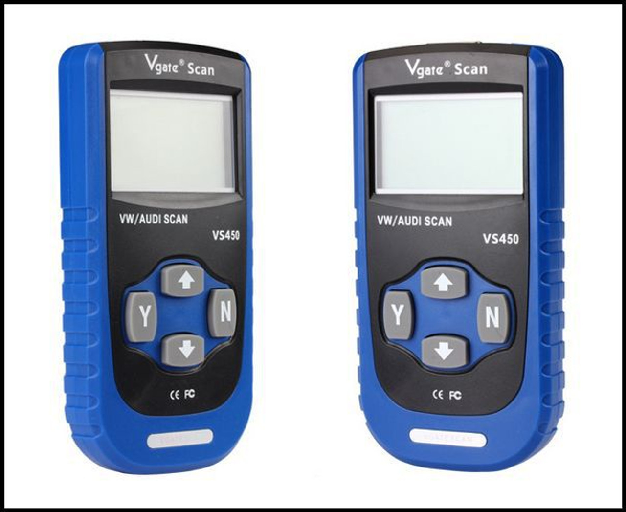 Vgate VS450 VAG OBD2 CAN ABS Airbag Immo Diagnostic Scan Tool