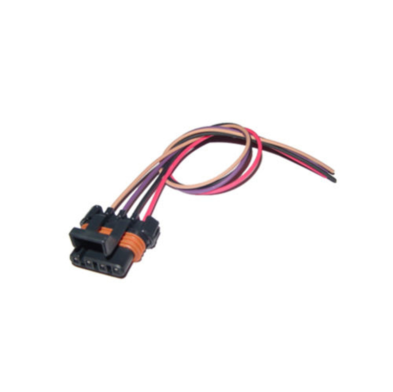 [ZHKZ_3066]  GM LS1 LS6 Ignition Coil Pack Connector Harness Pigtail | Gm Coil Pack Wiring |  | OBD Innovations