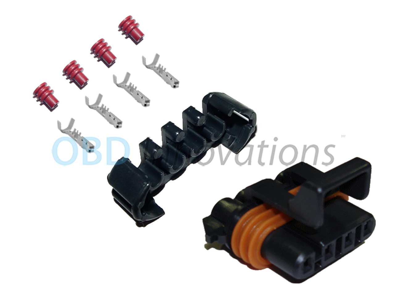 GM LS1 LS6 Ignition Coil Pack Connector Harness Kit Set (for D580 Coils)