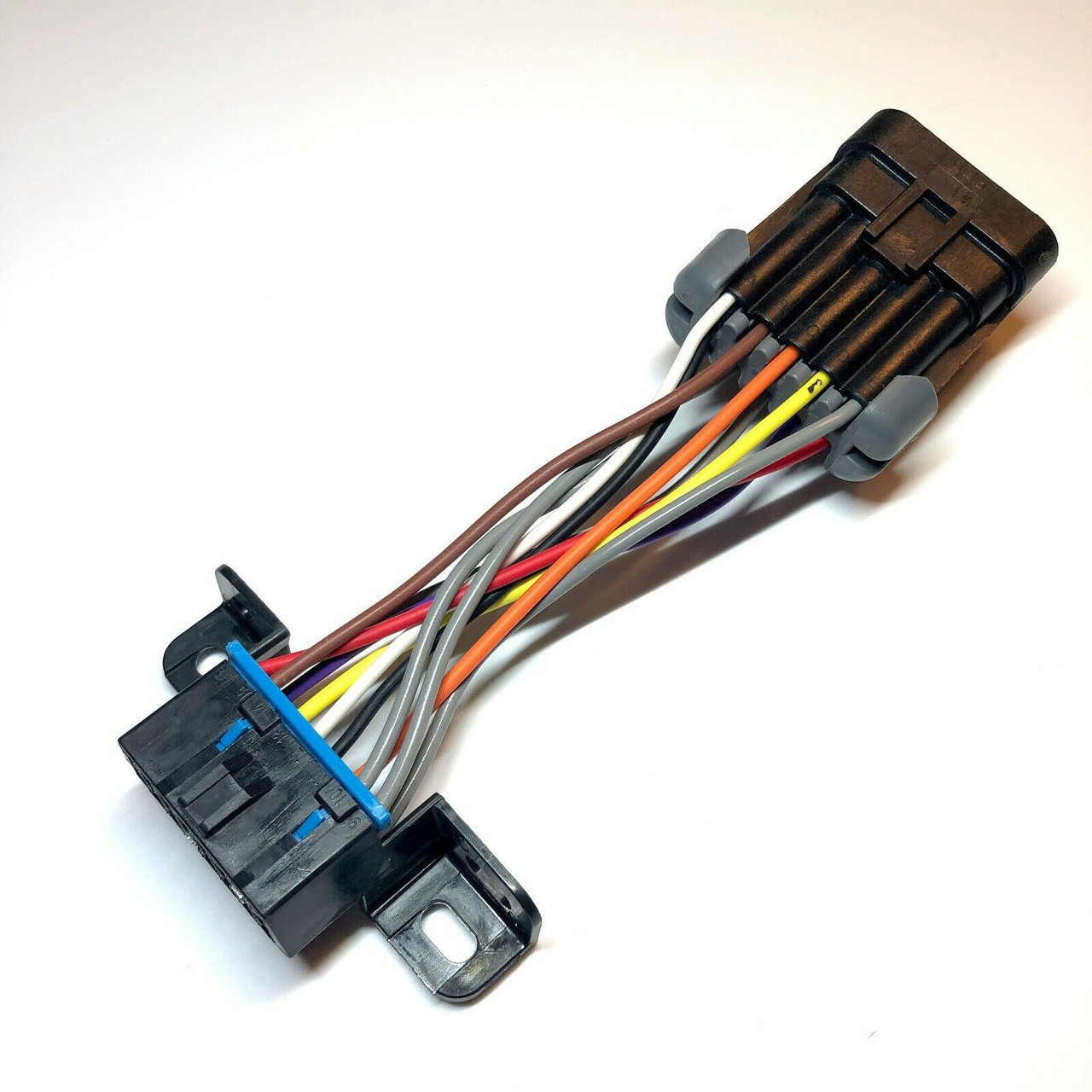 10 Pin to 16 Pin OBD2 DLC Diagnostic Wiring Harness Adapter for Opel Obd Plug Wiring Harness on