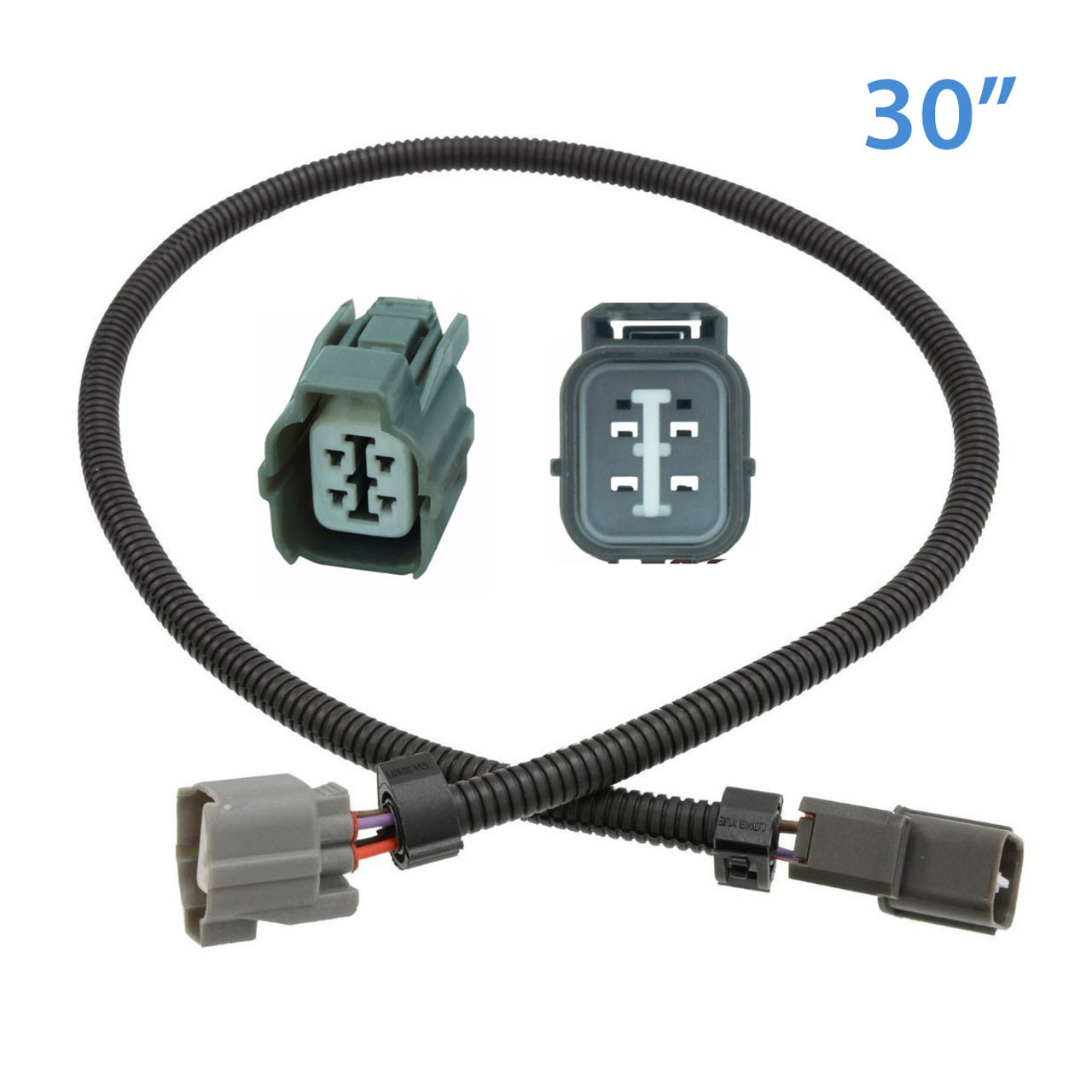 4 Wire O2 Sensor Extension Cable Honda Civic Integra 30