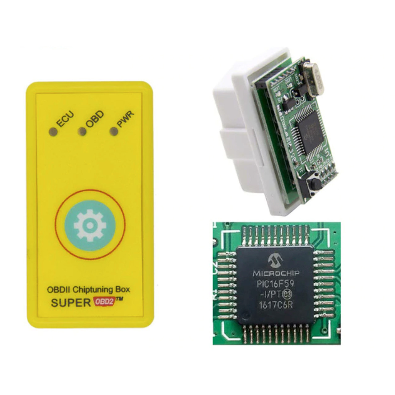 Super OBD2 Performance Chip Tuning Box for Petrol Fuel Cars