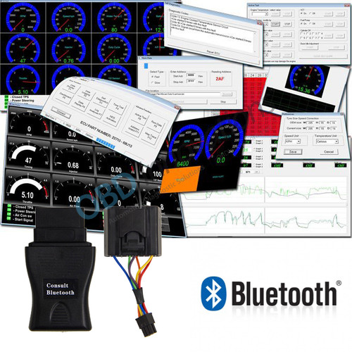 Nissan Consult Bluetooth Interface V2 3 | OBD Innovations