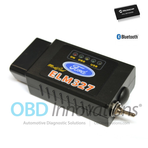 Ford Enhanced Diagnostics Add-On for TouchScan Software | OBD
