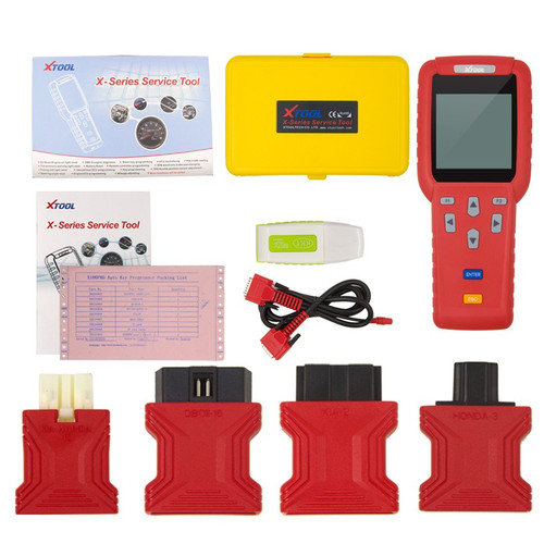 XTOOL X100 X-100 Auto Key  ECU and Immobilizer Programmer