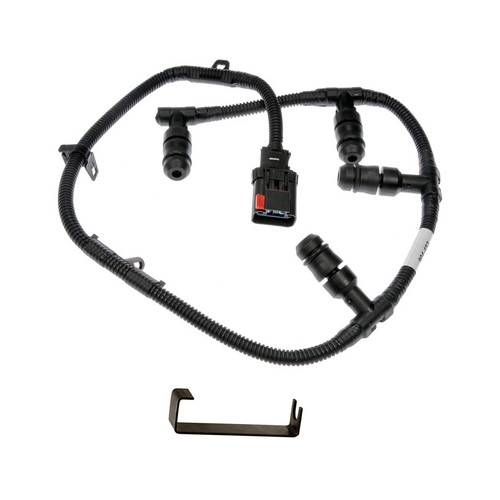 2004-2010 Ford 6.0L Powerstroke Diesel Glow Plug Harness Right Passenger Side + Plug Tool