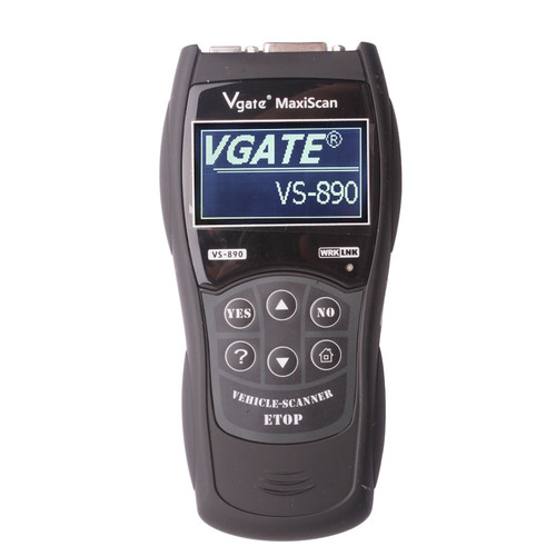 Vgate® Maxiscan VS890 Universal OBD2 CAN BUS Code Scanner