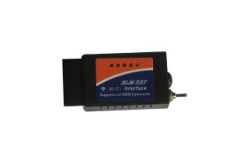 ELM327 WiFi OBD2 Scanner with Modified HS CAN MS CAN Switch + PIC18F25K80  for FORScan