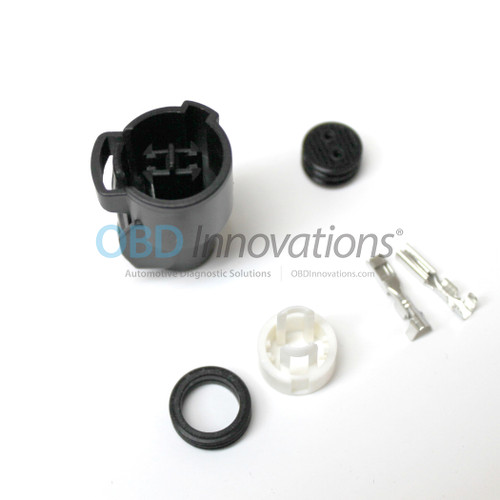 Coolant Temperature Sensor Connector Kit for Honda Civic Integra B/D/H/F Series Engines