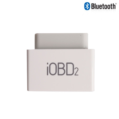 XTOOL iOBD2 MFi Bluetooth Scanner for Apple iOS + Android