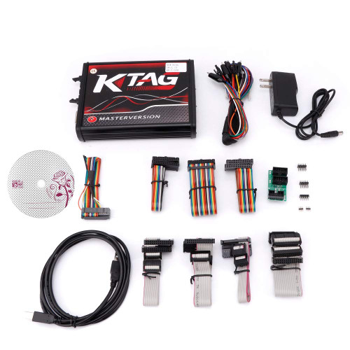 KTAG ECU Programming Tool Master Version Firmware V7.020