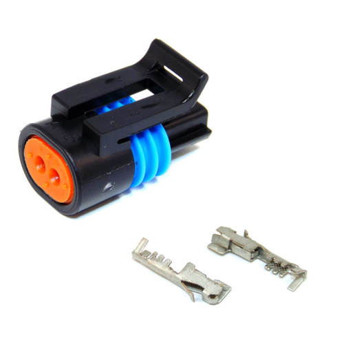 Oil Temperature Sender Sensor Connector Kit