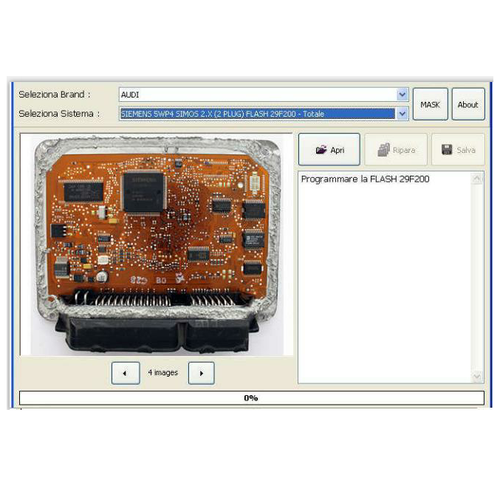 Immo Decoding 3 2 Software for Virginize / Repair ECU & Immobilizer Code  Off (Instant Download)