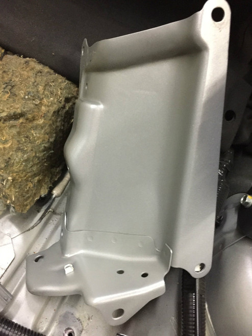 2007 Honda S2000 Convertible Top Motor Cover Left Driver Side
