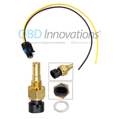 Coolant Temperature Sensor Connector Harness Pigtail for