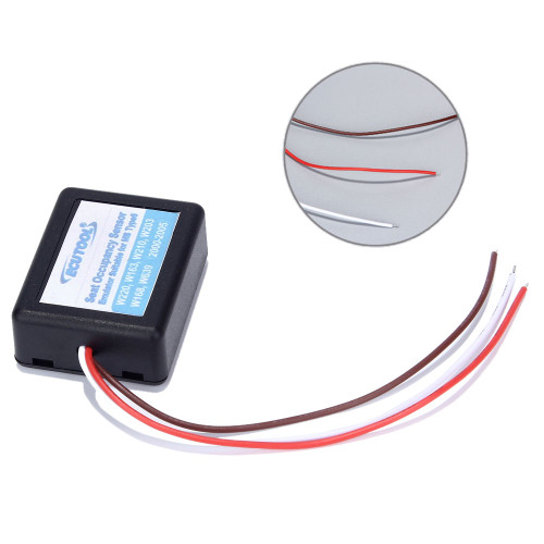 Seat Occupancy Occupation Sensor SRS Emulator for Mercedes Benz Type 6