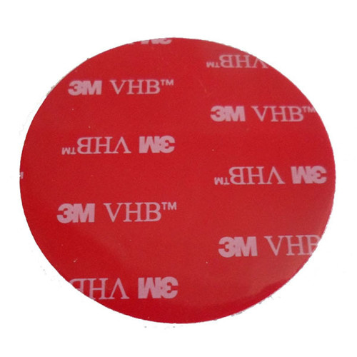 3M VHB 5952 Double-Sided Foam Adhesive Tape Pad Round Cut 65mm
