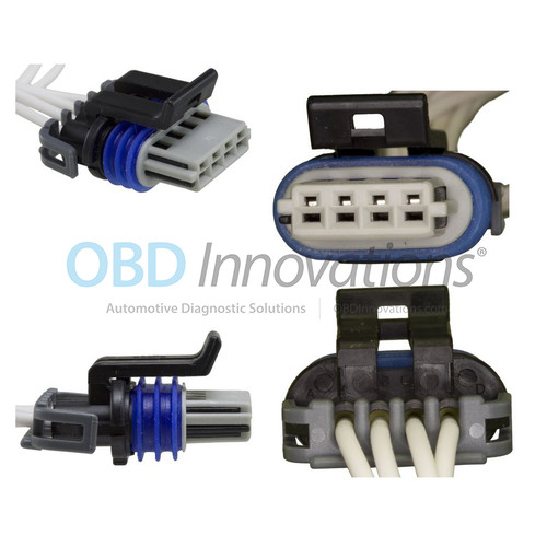 4 Way Aptiv [Delphi] GT 150 Female Connector | Pigtail | 15439568