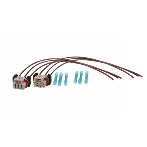 Headlight Wiring Harness Connector Pigtail for 05-14 Freightliner Columbia (2 Pack)