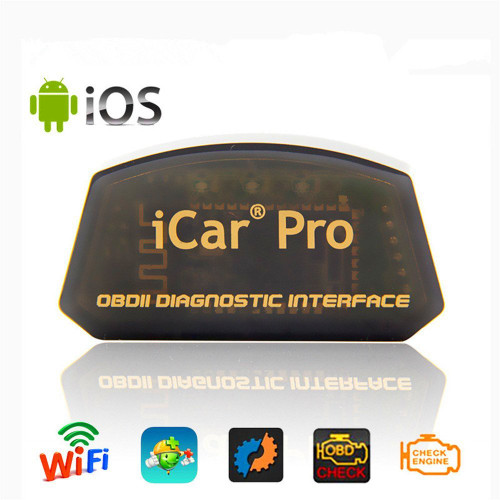 Vgate iCar Pro OBD2 Wi-Fi (Low Energy) Scanner for Apple iOS + Android