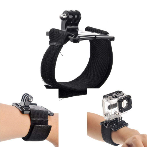 Wrist Strap Band Mount for GoPro