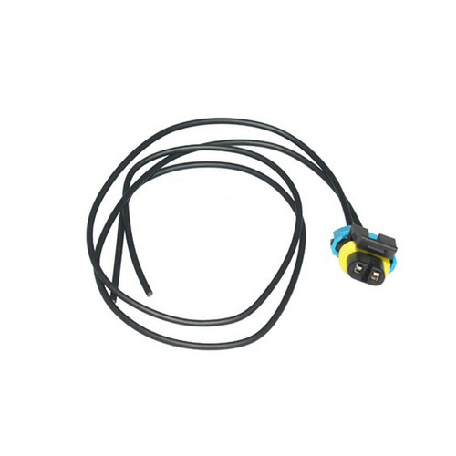 Knock Sensor Sub Harness Connector Pigtail for 97-07 GM Gen III LS1 LS6 Engines (Main Harness Side)