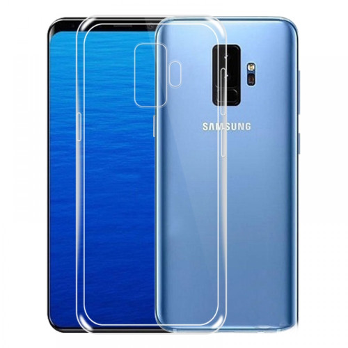 Thin Crystal Clear Hard Snap On Case for Samsung Galaxy S9+ PLUS