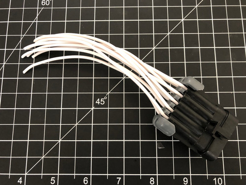 10 Way Aptiv [Delphi] Metri-Pack 150 Male Connector   Pigtail   12045808