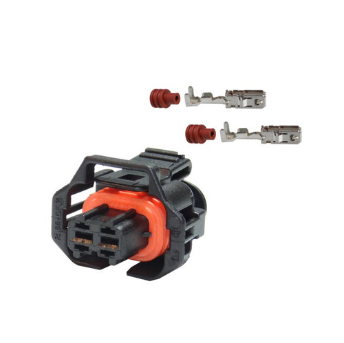 2 Way Kompakt Series 1.1a Female Connector Kit 1928403874