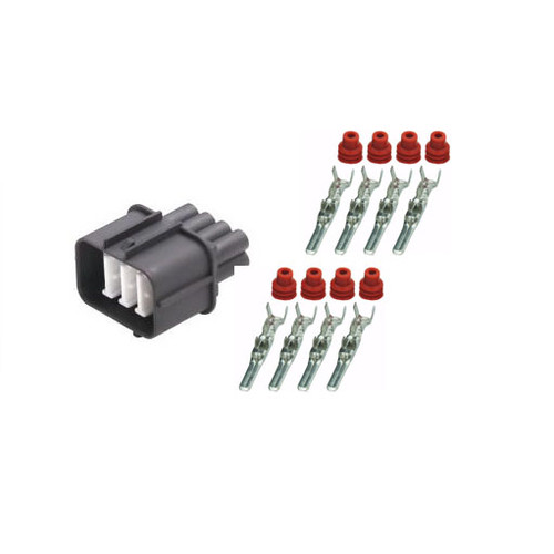8 Way Sumitomo HW Series Sealed Male Connector Kit 6181-0075