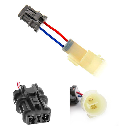 2 Wire OBD0 to OBD1 Distributor RPM Lead Signal Adapter Harness for Honda Acura