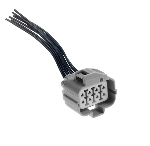 8 Way Female Connector Pigtail for 92-95 Honda Acura OBD1 Distributor