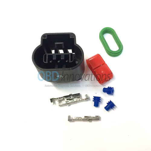 Oil level and Temp Sensor Connector Kit for GM LS3 6.2L
