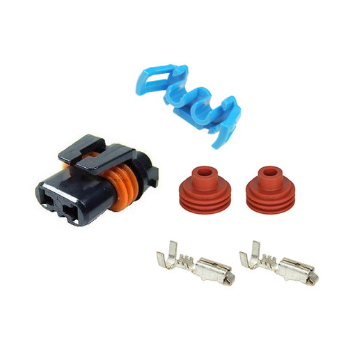 2 Way Aptiv [Delphi] Metri-Pack 280 Female Connector | Kit | 12059183