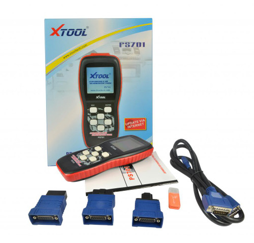 XTOOL PS701 OBD2 Diagnostic Scan Tool for Japanese Cars