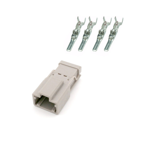 3 Way Sumitomo HD 090 Series Unsealed Connector Kit 6098-0242