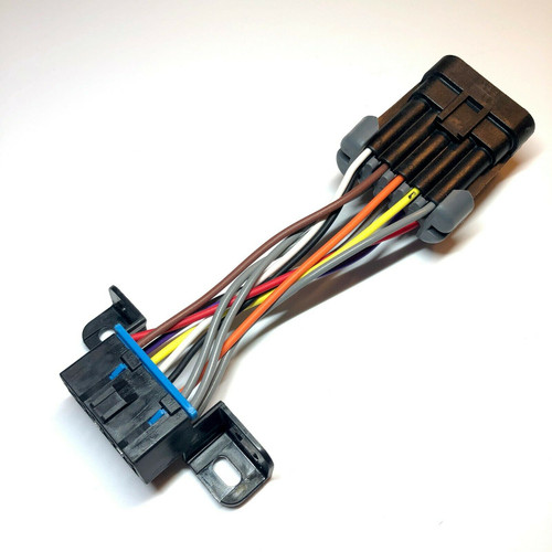 10 Pin to 16 Pin OBD2 DLC Diagnostic Wiring Harness Adapter for Opel Vauxhall