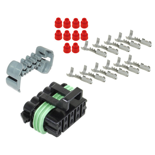 10 Way Aptiv [Delphi] Metri-Pack 150 Female Connector | Kit | 12065425