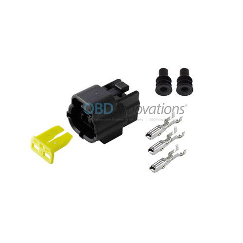 2 Way TE Econoseal J Female Connector | Kit | 174982-2