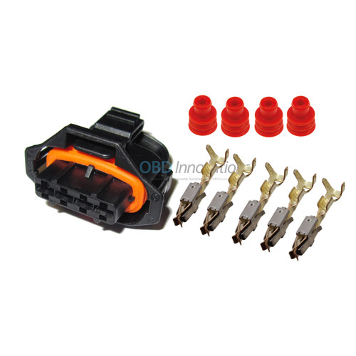 4 Way Bosch Kompakt 1.a Female Connector | Kit | 1928403913